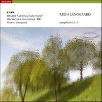 K Riisager - Symphonies 2-3