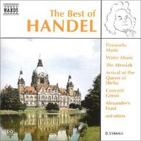 G.F. Handel - Best of Handel