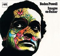 Baden Powell - Images On Guitar (Aus)