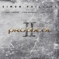 Simon Phillips - Protocol 2 (Jpn) (Shm)