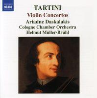 Ariadne Daskalakis - Violin Concertos