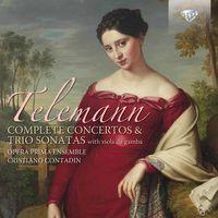 Opera Prima Ensemble - Complete Concertos & Trio Sonatas