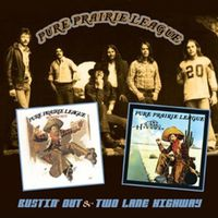 Pure Prairie League - Bustin' Out & Two Lane Highway [Import]