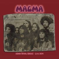 Magma - Zuhn Wol Unsai-Live 1974