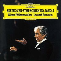 Beethoven / Leonard Bernstein - Beethoven: Symphonies 7 & 8 (Shm) (Hrcu) (Jpn)