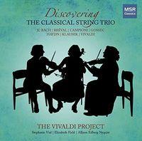 Vivaldi Project - Discovering the Classical String Trio 2