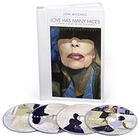 Joni Mitchell - Love Has Many Faces: A Quartet, A Ballet, Waiting To Be Danced