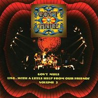 Gov't Mule - Live With a Little Help From Our Friends 2 [Import]