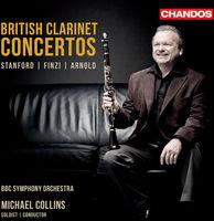 Michael Collins - British Clarinet Concertos 1