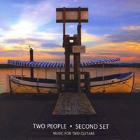 Two People - Second Set: Music For Two Guitars (Cdr)