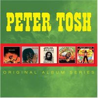 Peter Tosh - Original Album Series (Uk)