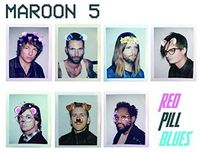 Maroon 5 - Red Pill Blues [Import Limited Edition]