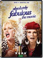 Absolutely Fabulous [TV Series] - Absolutely Fabulous The Movie