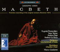 Evgenij Demerdjiev - Macbeth (1st Recording Of 1847 Florence Version)