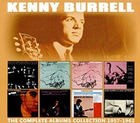 Kenny Burrell - Complete Albums Collection 1957-1962