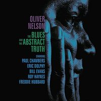 Oliver Nelson - Blues & The Abstract Truth (Uk)