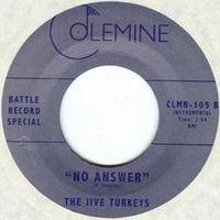 Ikebe Shakedown - Jive Turkeys / No Answer