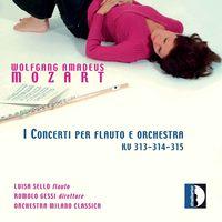 Luisa Sello - Flute Concertos
