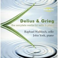 RAPHAEL WALLFISCH - Complete Works For Cello & Piano