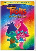 Trolls [Movie] - Trolls: The Beat Goes On! - Seasons 1 - 4