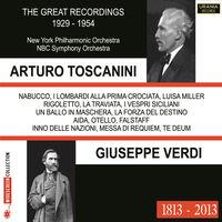 Arturo Toscanini - Great Recordings 1929-54