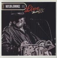 Waylon Jennings - Live From Austin, TX '89 [LP]