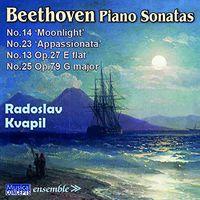 Radoslav Kvapil - Piano Sonatas: No. 13 No. 14