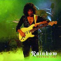 Rainbow - Boston 1981