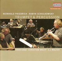 REINHOLD FRIEDRICH - Sonata For 2 Voices