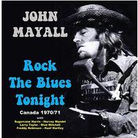 John Mayall - Rock The Blues Tonight (Uk)