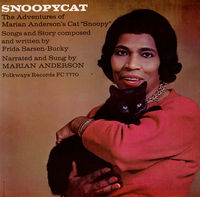 Marian Anderson - Snoopycat: The Adventures of Marian Anderson's