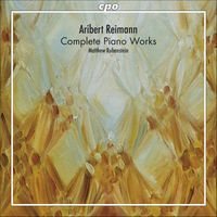 Matthew Rubenstein - Complete Works For Piano