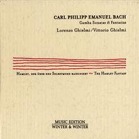 Lorenzo Ghielmi - Gamba Sonatas & Fantasias