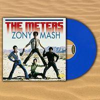 Meters - Zony Mash (Blue) [Colored Vinyl]