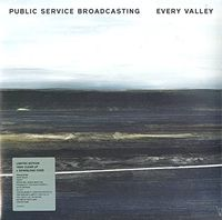 Public Service Broadcasting - Every Valley [Indie Exclusive Limited Edition Clear LP]