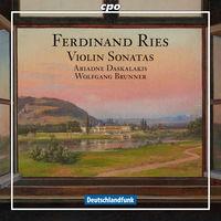 Ariadne Daskalakis - Violin Sonatas