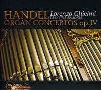 Lorenzo Ghielmi - Organ Concertos Op. 4