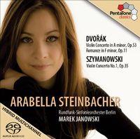Dvorak/Szymanowski - Violin Concerto In A Minor (Hybr)