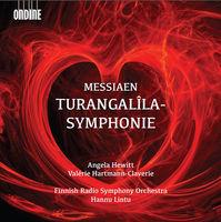 Angela Hewitt - Turangalila-Symphonie