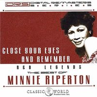 Minnie Riperton - Close Your Eyes & Remember: The Best Of