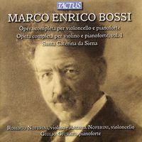 Andrea Noferini - Complete Works For Cello & Piano (Jewl)