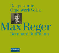 Bernhard Buttmann - Organ Works 2