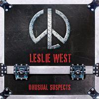 Leslie West - Unusual Suspects
