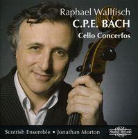 C.P.E. Bach - Cello Concertos