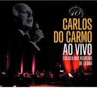 Carlos Carmo Do - Ao Vivo No Coliseu [Import]