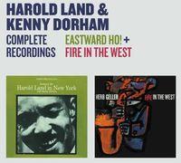 Harold Land - Complete Recordingseastward Ho! + Fire In The West [Import]