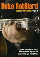 Duke Robillard - Guitar Method: Volume 1
