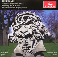 Paul Kim - Beethoven: Complete Symphonies, Vol. 3 (Arr. For Piano)