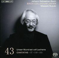 Bach Collegium Japan - Cantatas 43