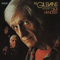 Gil Evans - Plays Hendrix (Uk)